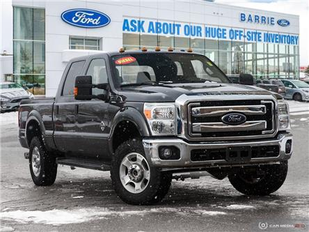 2016 Ford F-250 XLT (Stk: T1289A) in Barrie - Image 1 of 24