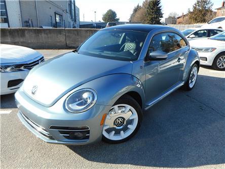 2019 Volkswagen Beetle Wolfsburg Edition (Stk: P7399) in Toronto - Image 2 of 25