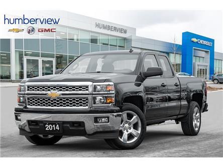 2014 Chevrolet Silverado 1500  (Stk: 20SL098A) in Toronto - Image 1 of 20