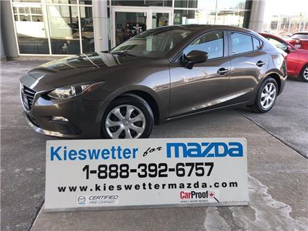 2016 Mazda Mazda3  (Stk: U3942) in Kitchener - Image 1 of 29