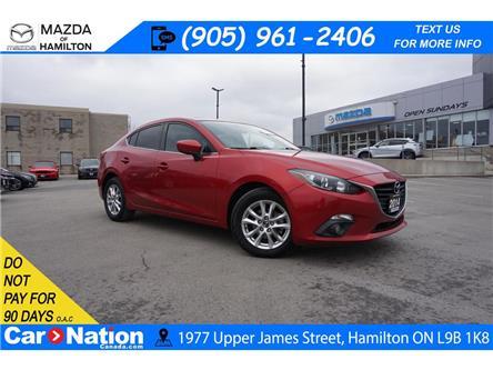 2014 Mazda Mazda3 GS-SKY (Stk: HN1820A) in Hamilton - Image 1 of 34