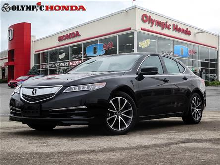 2016 Acura TLX Base (Stk: A8792A) in Guelph - Image 1 of 25