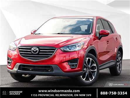 2016 Mazda CX-5 GT (Stk: TR1317) in Windsor - Image 1 of 29