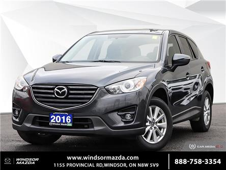 2016 Mazda CX-5 GS (Stk: TR3617) in Windsor - Image 1 of 28
