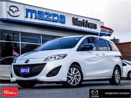 2013 Mazda Mazda5 GS (Stk: P1942) in Markham - Image 1 of 25