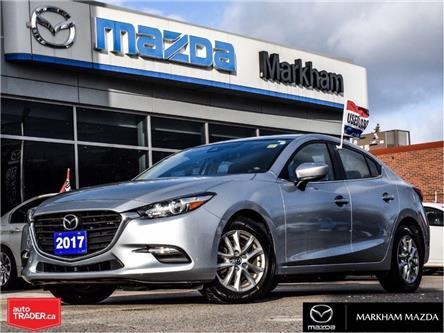 2017 Mazda Mazda3 GS (Stk: N190877A) in Markham - Image 1 of 27