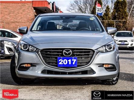 2017 Mazda Mazda3 GS (Stk: N190877A) in Markham - Image 2 of 27