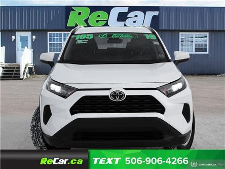 2019 Toyota RAV4 LE (Stk: 200141A) in Saint John - Image 2 of 22