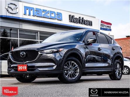 2019 Mazda CX-5 GS (Stk: N190165A) in Markham - Image 1 of 28