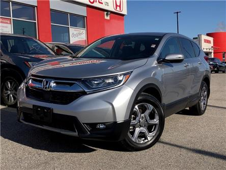2019 Honda CR-V EX (Stk: 59301A) in Scarborough - Image 1 of 22