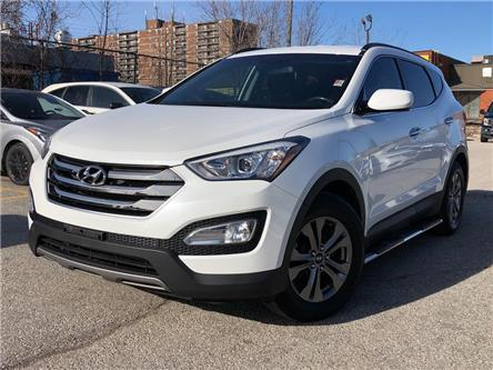 2016 Hyundai Santa Fe Sport 2.4 Base (Stk: 59424A) in Scarborough - Image 1 of 21