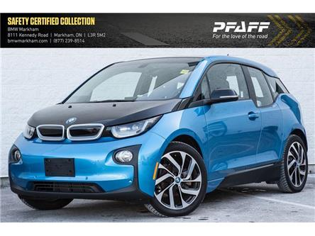 2017 BMW i3 Base w/Range Extender (Stk: U12796) in Markham - Image 1 of 21