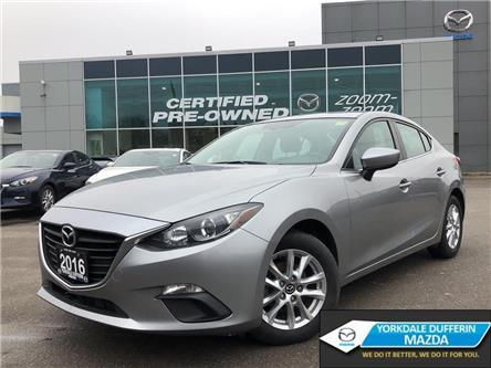 2016 Mazda Mazda3 GS at REAR CAM,HEATED SEATS,ALLOYS (Stk: P2025) in Toronto - Image 1 of 21