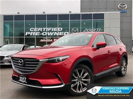 2017 Mazda CX-9 GT AWD NAV,AWD,7 PASSENGERS,LEATHER,SUNROOF,ALLOYS (Stk: 19900A) in Toronto - Image 1 of 24