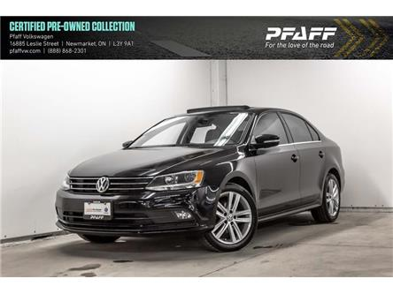 2016 Volkswagen Jetta 1.8 TSI Highline (Stk: 19815) in Newmarket - Image 1 of 22