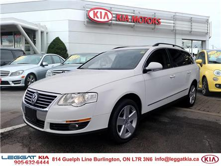 2009 Volkswagen Passat  (Stk: 2A5050AB) in Burlington - Image 1 of 14