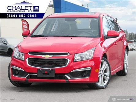 2015 Chevrolet Cruze  (Stk: 9MA0447A) in Kimberley - Image 1 of 25
