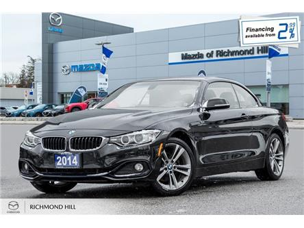 2014 BMW 428i xDrive (Stk: P0471) in Richmond Hill - Image 1 of 19