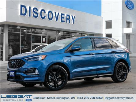 2019 Ford Edge ST (Stk: ED9-54727) in Burlington - Image 1 of 24