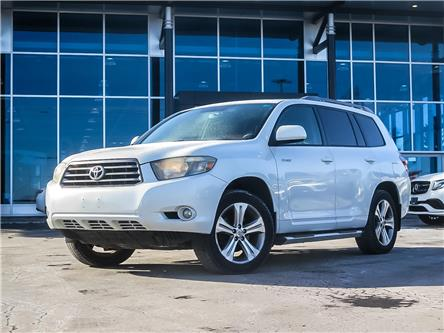 2009 Toyota Highlander V6 Sport (Stk: 39489A) in Kitchener - Image 1 of 16