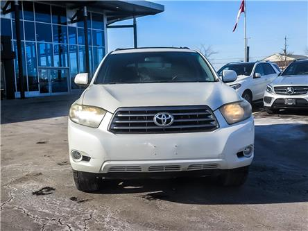 2009 Toyota Highlander V6 Sport (Stk: 39489A) in Kitchener - Image 2 of 16