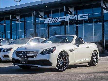 2018 Mercedes-Benz AMG SLC 43 Base (Stk: K3993) in Kitchener - Image 1 of 24