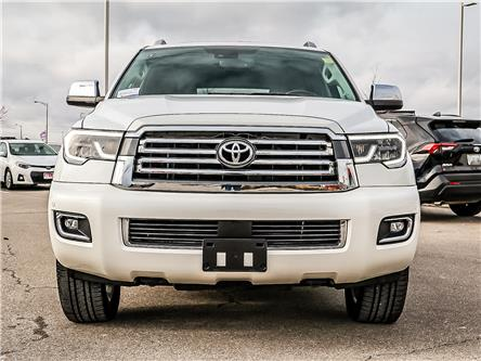 2018 Toyota Sequoia Platinum 5.7L V8 (Stk: 72347) in Mississauga - Image 2 of 30