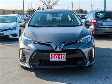 2018 Toyota Corolla SE (Stk: D200757A) in Mississauga - Image 2 of 27