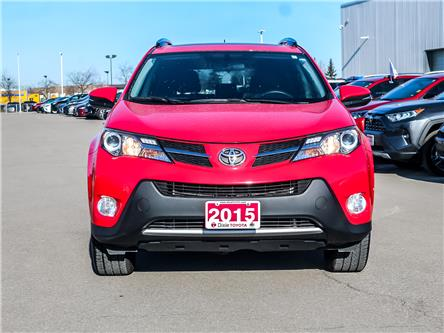 2015 Toyota RAV4  (Stk: D200616A) in Mississauga - Image 2 of 29