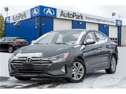 2019 Hyundai Elantra ESSENTIAL (Stk: 19-73615AR) in Georgetown - Image 1 of 19