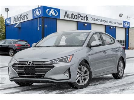 2020 Hyundai Elantra Preferred (Stk: 20-30617R) in Georgetown - Image 1 of 20