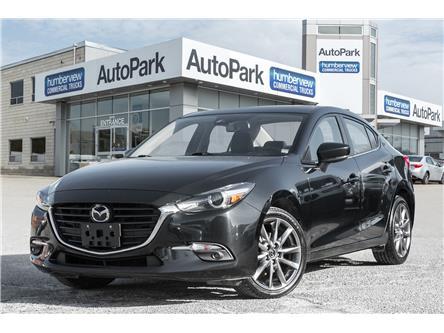 2018 Mazda Mazda3 GT (Stk: ) in Mississauga - Image 1 of 20