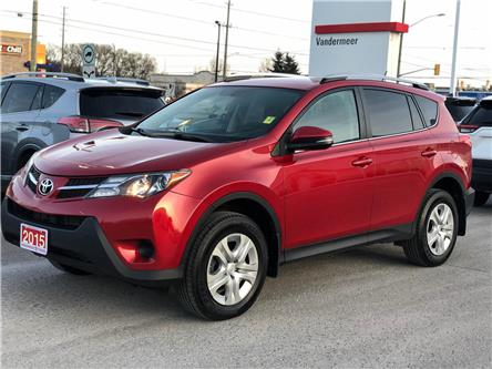 2015 Toyota RAV4 LE (Stk: W4975) in Cobourg - Image 1 of 21