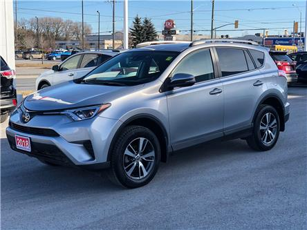 2018 Toyota RAV4 LE (Stk: W4973) in Cobourg - Image 1 of 12