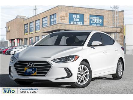 2017 Hyundai Elantra GL (Stk: 306727) in Milton - Image 1 of 18