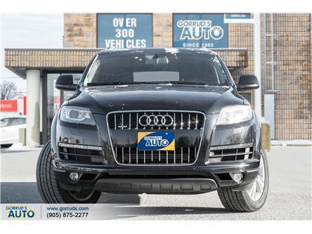 2013 Audi Q7 3.0T Premium (Stk: 001428) in Milton - Image 2 of 21