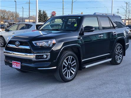 2016 Toyota 4Runner  (Stk: TW084A) in Cobourg - Image 1 of 14