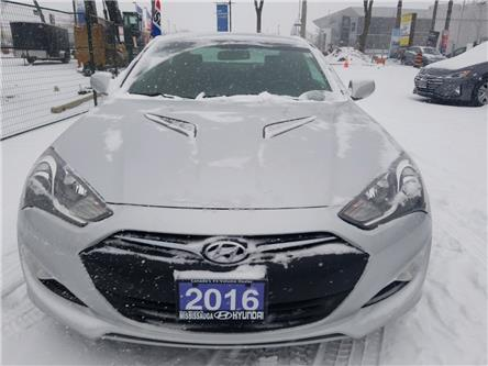 2016 Hyundai Genesis Coupe 3.8 R-Spec (Stk: 40114A) in Mississauga - Image 2 of 14