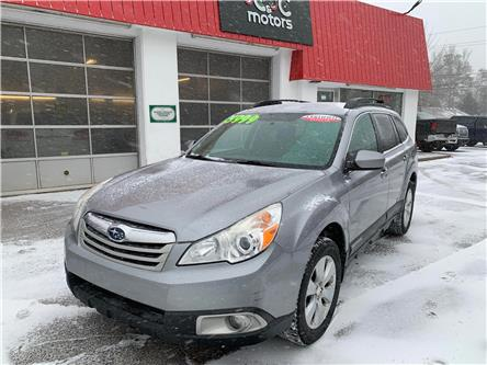 2011 Subaru Outback 2.5 i Sport Package (Stk: ) in Cobourg - Image 1 of 13