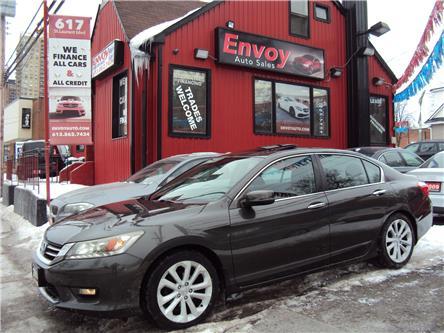 2014 Honda Accord Touring (Stk: ) in Ottawa - Image 1 of 30