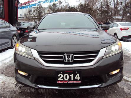 2014 Honda Accord Touring (Stk: ) in Ottawa - Image 2 of 30