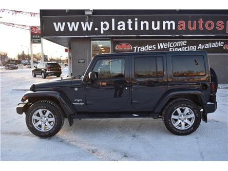 2018 Jeep Wrangler JK Unlimited Sahara (Stk: PA1073) in Saskatoon - Image 2 of 19