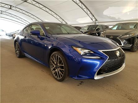 2017 Lexus RC 350 Base (Stk: L20210A) in Calgary - Image 1 of 25