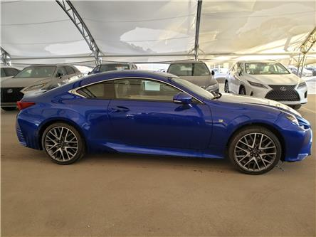 2017 Lexus RC 350 Base (Stk: L20210A) in Calgary - Image 2 of 25