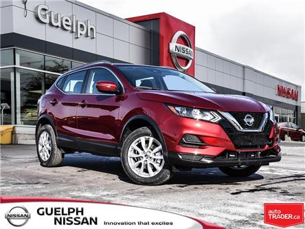 2020 Nissan Qashqai  (Stk: N20531) in Guelph - Image 1 of 25