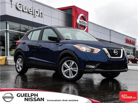 2020 Nissan Kicks  (Stk: N20524) in Guelph - Image 1 of 23
