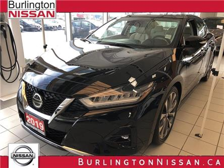 2019 Nissan Maxima Platinum (Stk: Y4514) in Burlington - Image 1 of 5