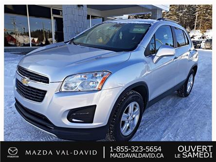 2015 Chevrolet Trax 1LT (Stk: 19484A) in Val-David - Image 1 of 16