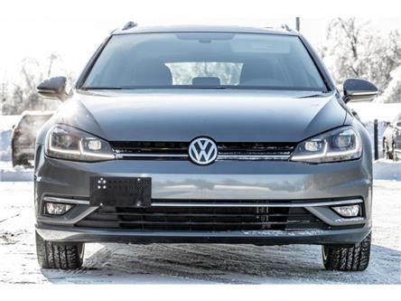 2018 Volkswagen Golf SportWagen 1.8T Highline 6sp 4MOTION (Stk: H20208A) in Orangeville - Image 2 of 22