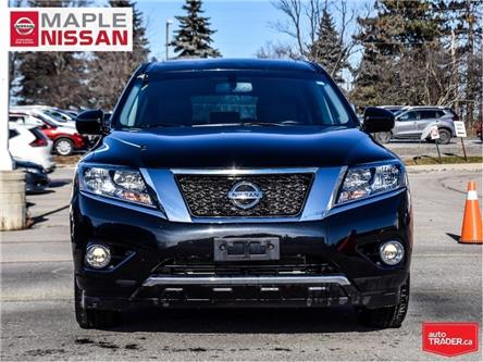 2015 Nissan Pathfinder SL 4WD|Navi|Remote Start|Blind Spot|Pano Roof (Stk: LM459) in Maple - Image 2 of 28